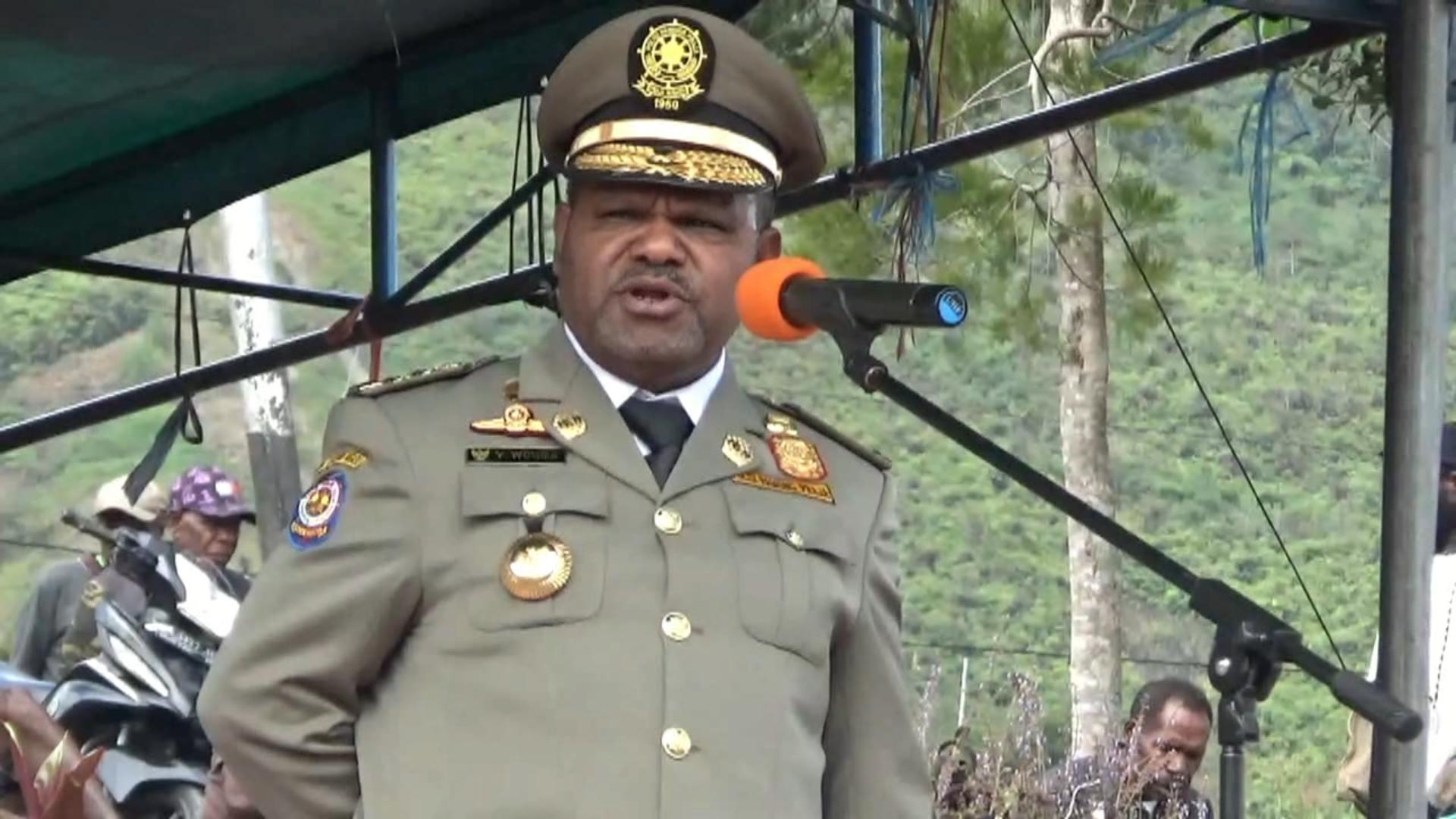 Bupati Puncak Jaya Ajak Warga Sukseskan Pilpres Dan Pileg 2019 Paraparatv